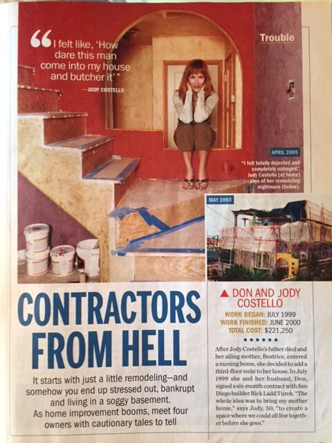 hiring contractors, Hiring Contractors