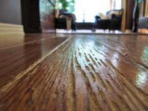 bad flooring, Fast and Fabulous Fixes For Bad Flooring