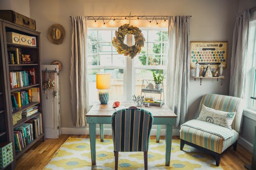 home office, Small home offices: big design ideas