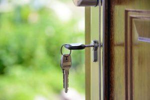 key to house