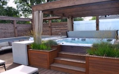 Decks and Hot tubs – What you need to know before you build it