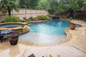 baackyard pool