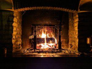 house warmer-fireplace