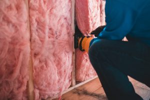insulation in walls