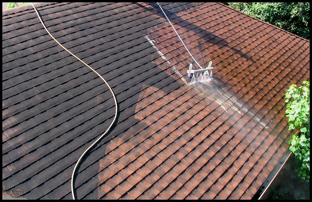 What Are the Best and Worst Ways to Clean Your Roof?