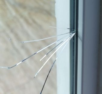 What To Do When Your Window Cracks