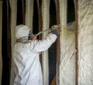 insulating crawl space