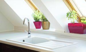 undermount granite sink